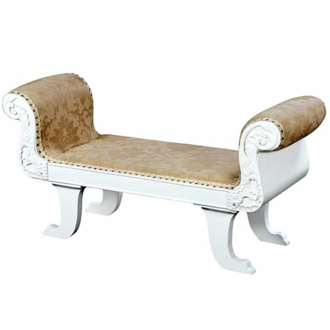Antique French Style Chaise