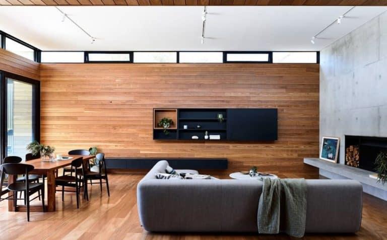 Japandi style room