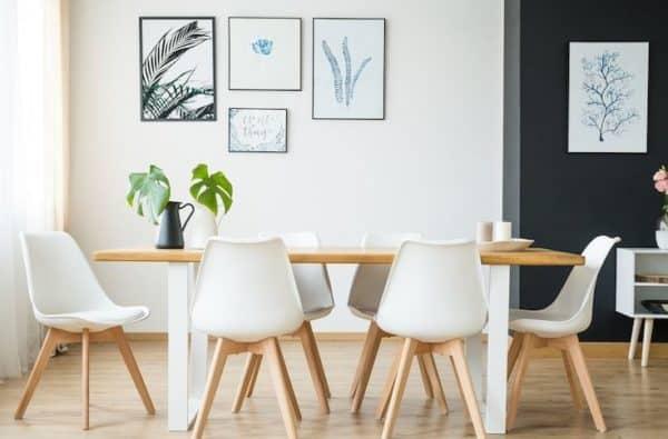 Scandinavian Design in a modern home