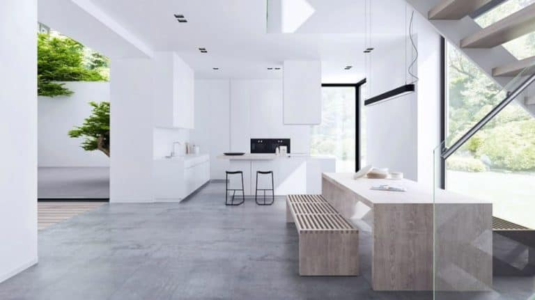 Clutter-Free minimalist home