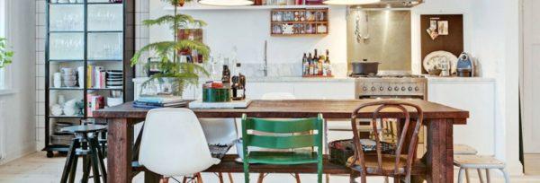 Japandi design in the home