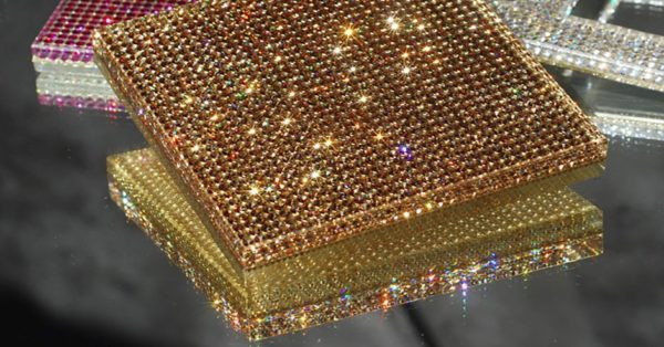Swarovski Chrystal Tiles